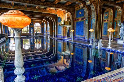 California, Hearst Castle, San Simeon