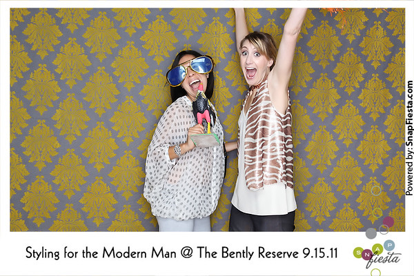 Styling for the Modern Man @ The Bently Reserve 9.15.11