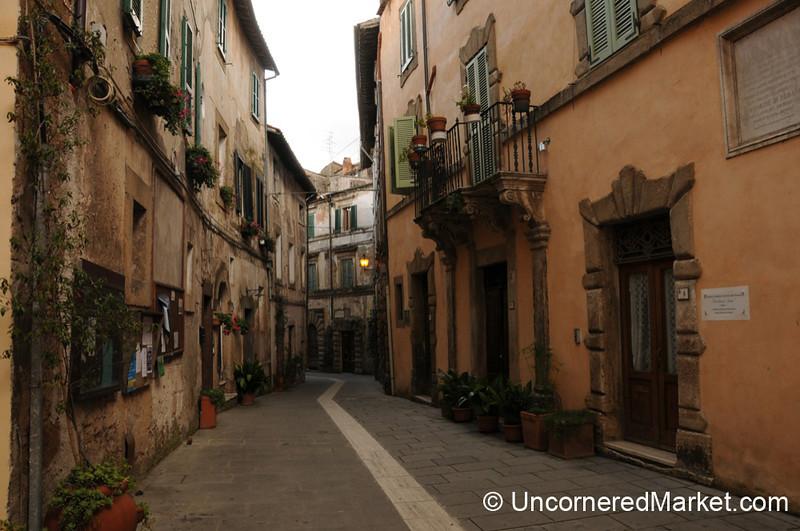 Central Sorano - Maremma, Tuscany