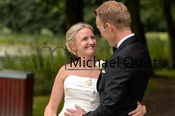 Bryllup Camilla og Morten