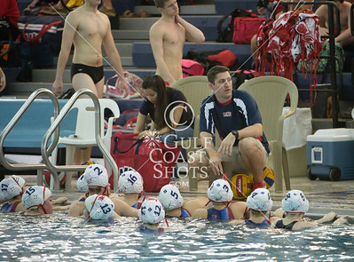 2014-03-01 Water Polo Girls Tomball vs Clear Lake