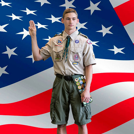 Mark Liguori Eagle Scout