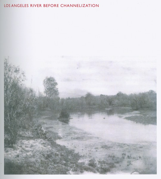 LA River Before Channelization