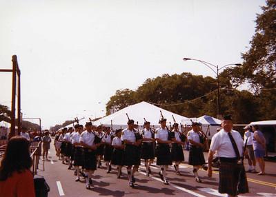 Shannon Rovers 1st Celtic Festival 1997