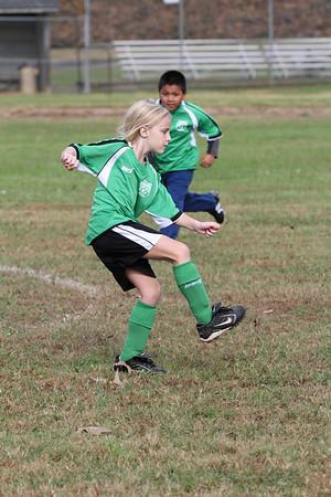 Andrew Soccer Team Fall 2009