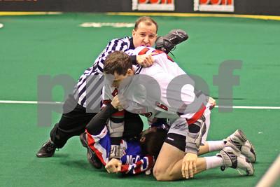 1/15/2010 - Boston Blazers vs. Toronto Rock - Air Canada Centre, Toronto, Ontario, Canada