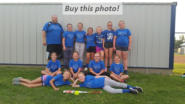 BBE 10-U softball 07-12