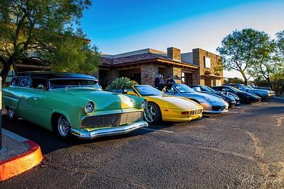 2020 October Alpio's Cars and Coffee