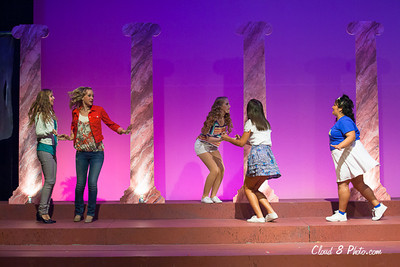 Legally Blonde - Act 1 - Download Images