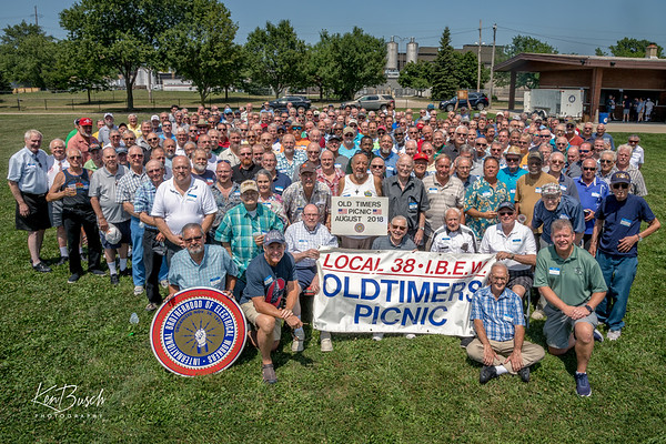 Old Timers Picnic 2018
