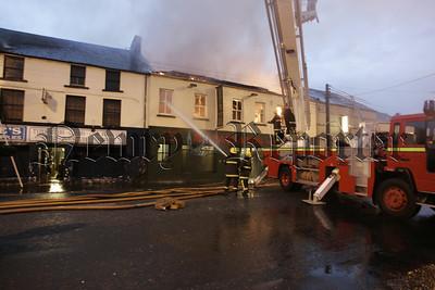 Fire at McParlands. 06W7N19