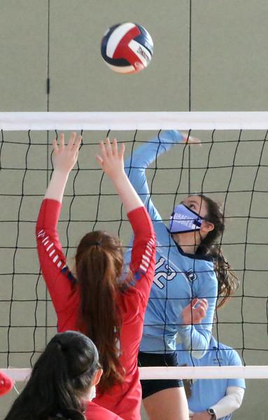 Dracut Tewksbury volleyball 103120