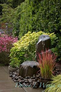 Lori Scot designer - Huggett garden