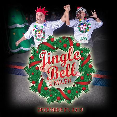 Jingle Bell 2 Miler, 2019