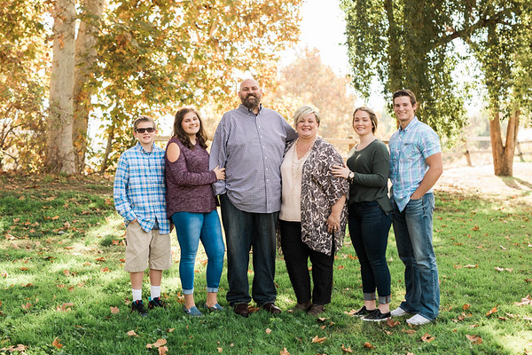 Ervin Family 2017