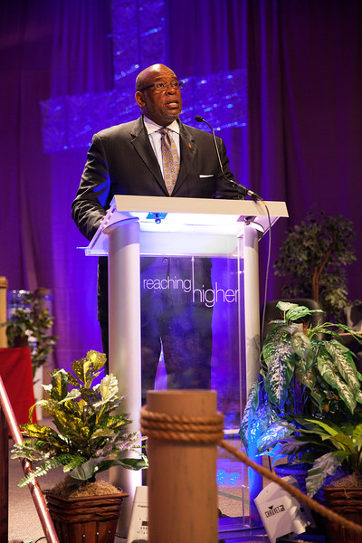 Bishop Jonathan Holston