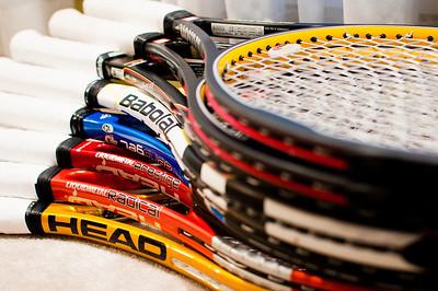 Racquet Collection