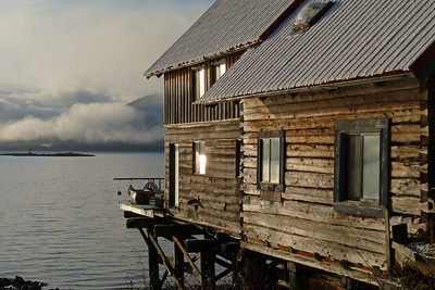 Living On The Water's Edge December 2011, Cynthia Meyer, Tenakee Springs, Alaska