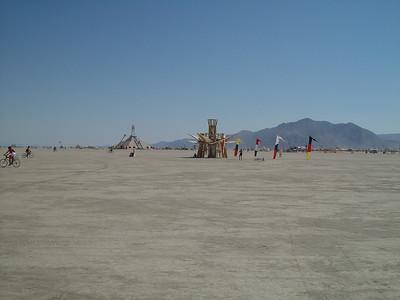 Burning Man - 5 years