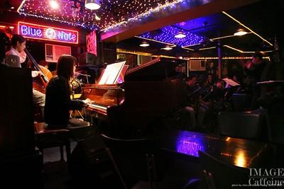 Taipei Jazz Orchestra, Blue Note, Taipei, Taiwan