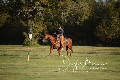 Mounted Cowboy Shooting