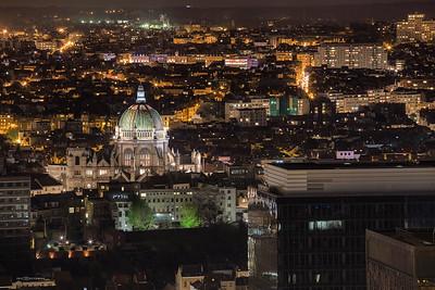 Rooftop - Quai des péniches -- 1000 Bruxelles - 2016