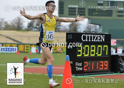 20150419 Nagano Marathon