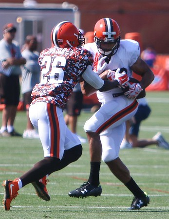 Browns camp 8/2/15
