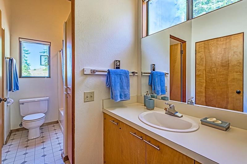 Second Level Bathroom