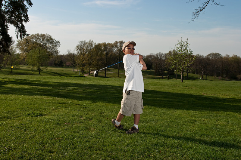 Louis golf