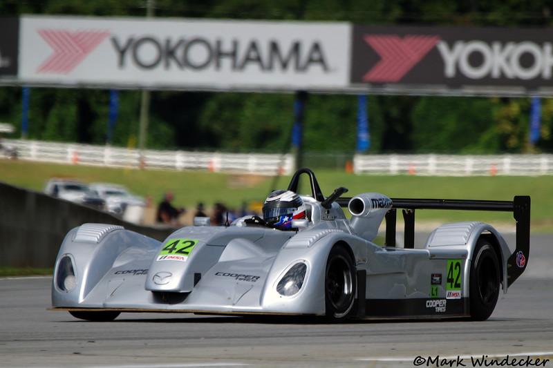 DNS Richard Fant(M) Ferrari of Houston Race Team