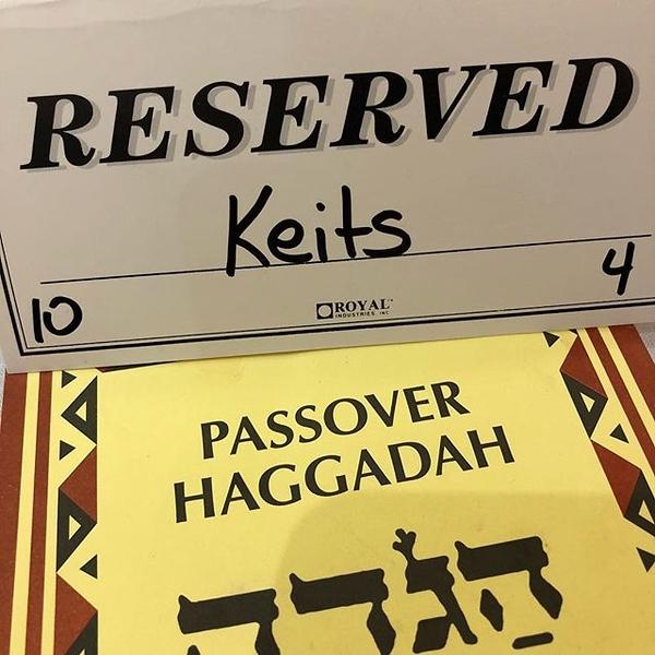 Close. Happy Passover!
