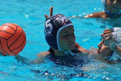 CHAWP 10U Coed Tourney - Santa Barbara Water Polo Club vs Commerce 6/29/08. SBWPC
