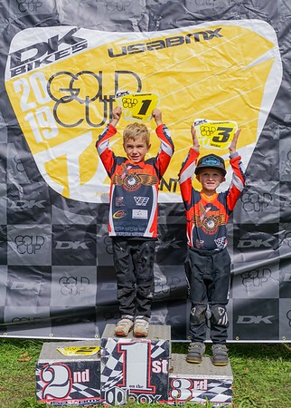 FREE from DK Bikes - Gold Cup Finals Northwest podiums