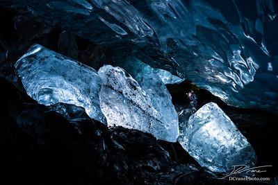 Brett and Carey - Spencer Glacier