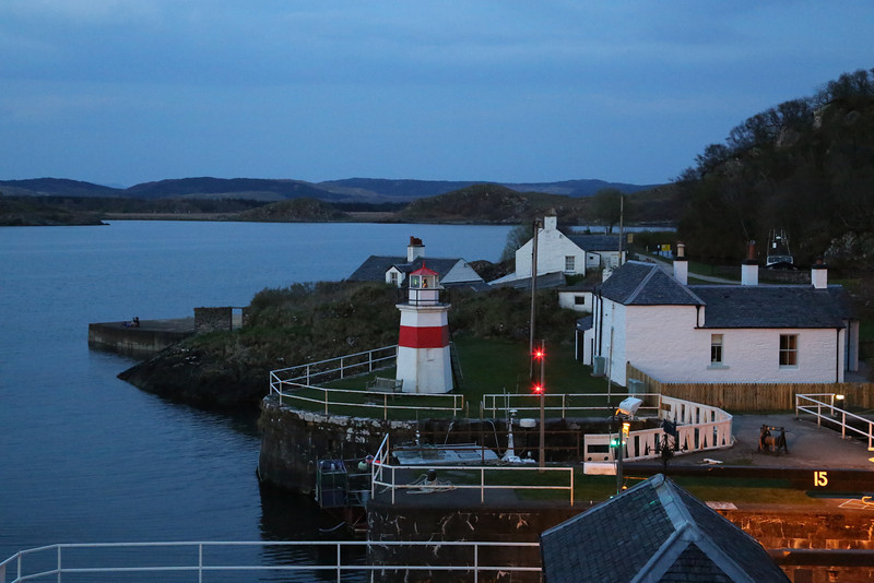Crinan at 12800 ISO.  Who knew?