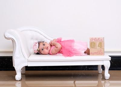Ghalia turns 4