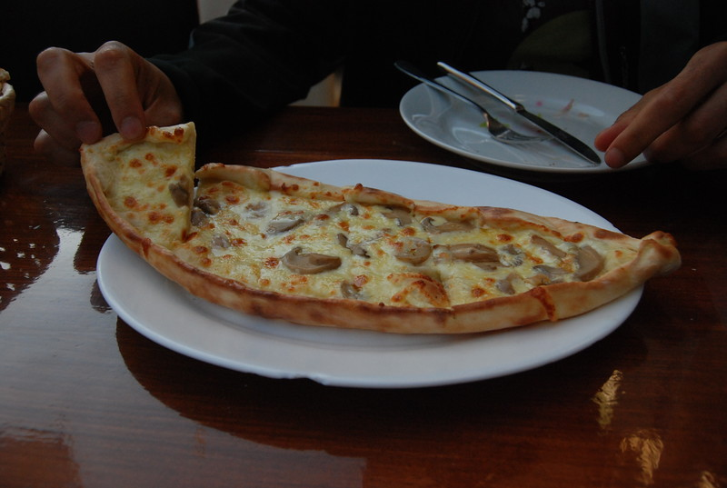 Pide for lunch