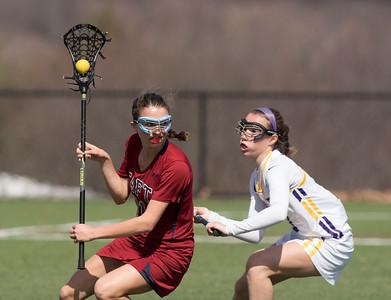 Girls' Varsity Lacrosse