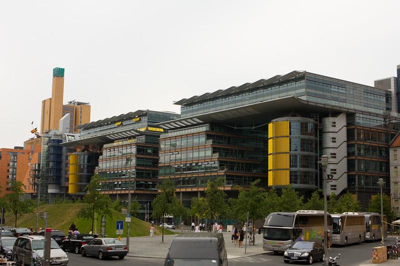 Cool Berlin Building #2745