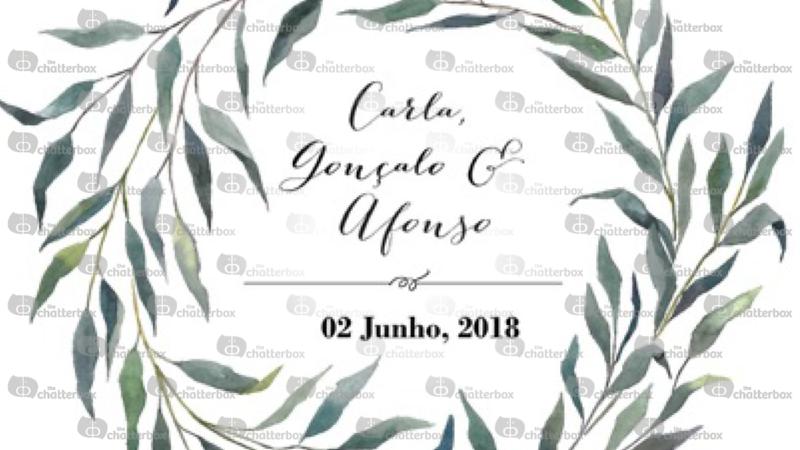 Carla y Gonzalo - 2 de junho 2018