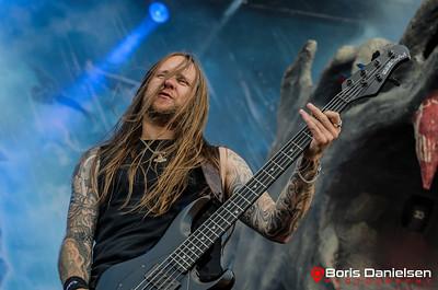 Amon Amarth @ Tons Of Rock Festival 2016.
