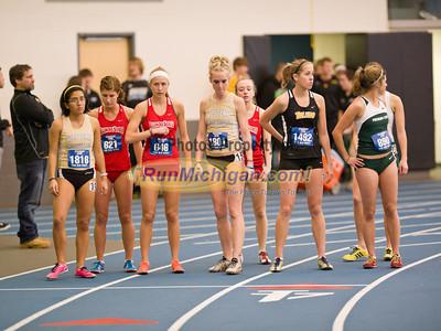 3000M Run - by Ike - 2012 GVSU Big Meet