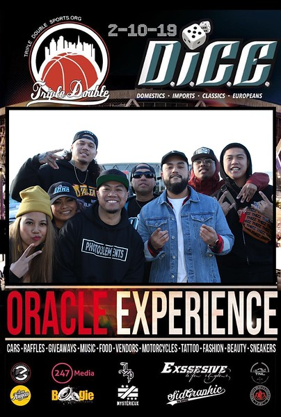 D.I.C.E. Motorsport  - Oracle Arena 2-10-19
