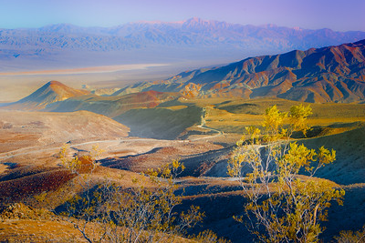 Death Valley and Lake Isabella: A Few Perspectives