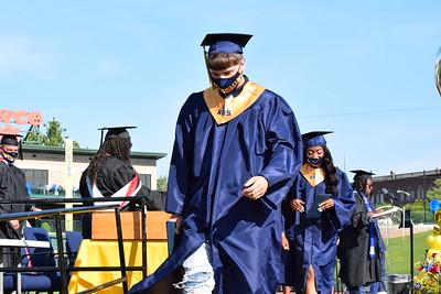 Riley High School Graduation 2020
