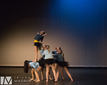 Spring Dance Show - Hanna
