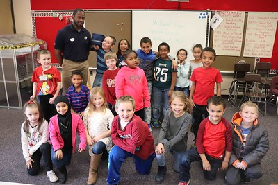 YMCA Executive Director Speaks to Stevens Students