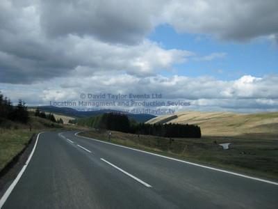 Edinburgh Country Roads