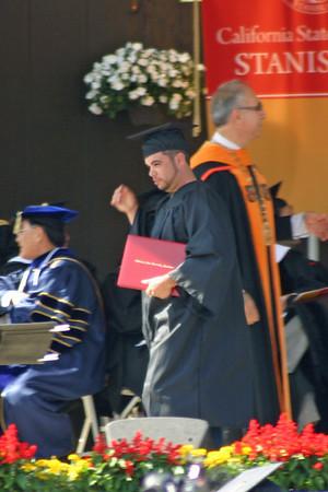 Cal State Stanislaus Graduation June 2008